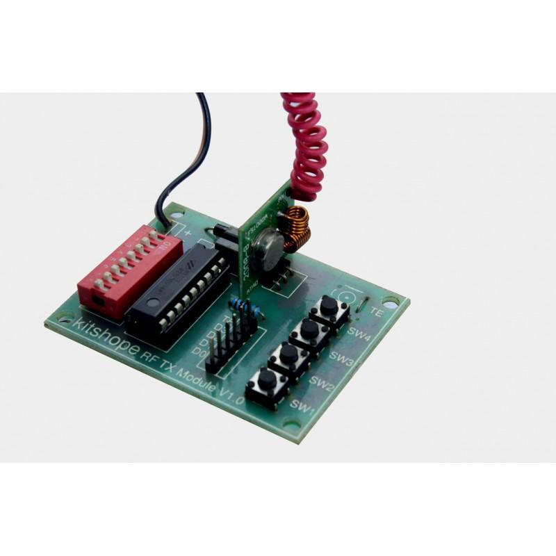 RF Transmitter-Receiver